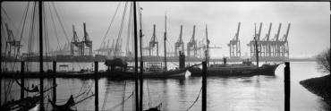 Paolo Pellegrin: Hafen XIV Hamburg, 2015 Silver Gelatin Print Signed Ed. 5