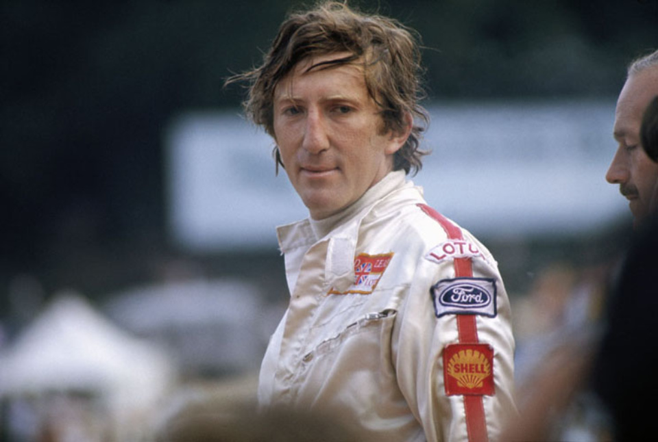 Rainer Schlegelmilch Am Hockenheimring 1970