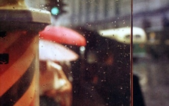 Saul Leiter 463 1956 Signed on verso Chromogenic print, printed later 5/10