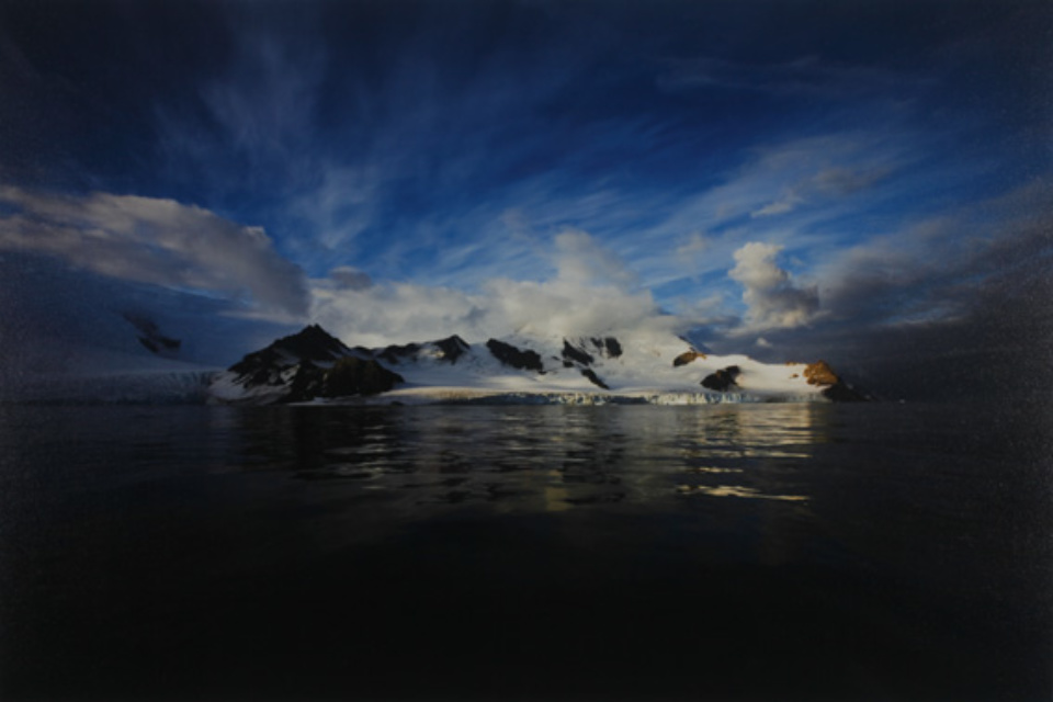 Sebastian Copeland: Antarctica 2007 C-Print Signed, Titled and Dated on verso