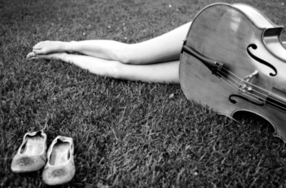 Feet and Cello 2008