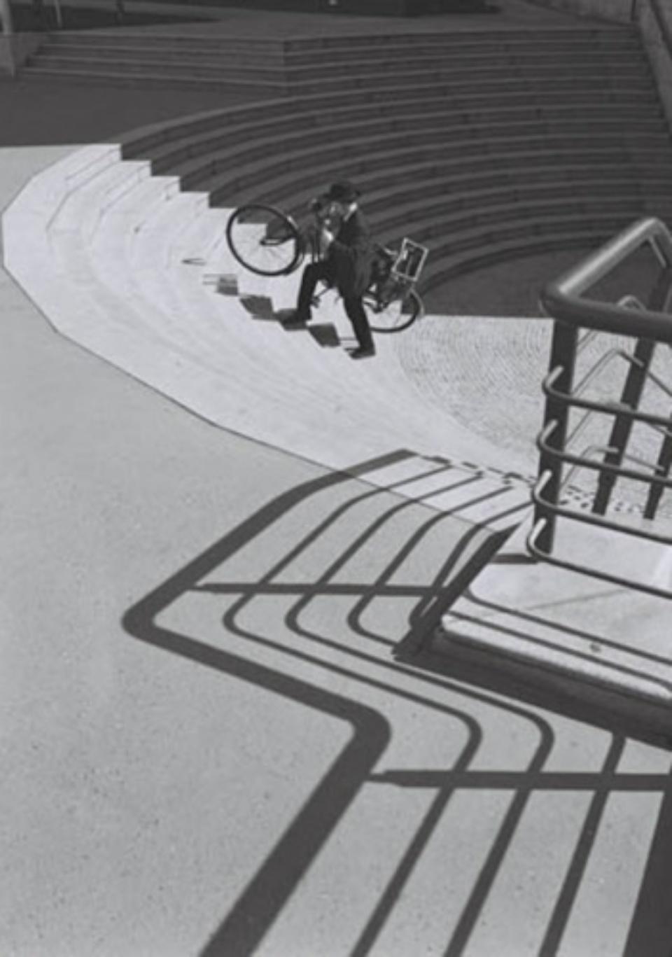 Die Treppen hinauf 2002