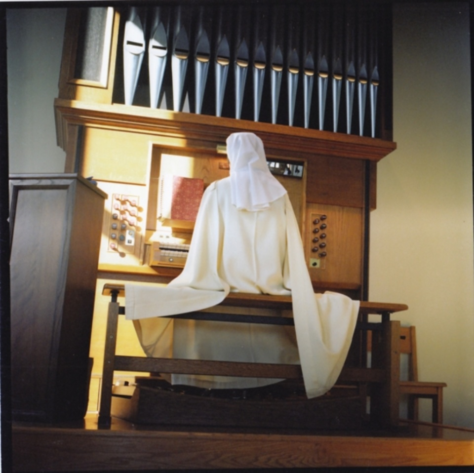 Sylvia Plachy Organ Music 1996 Signed, titled and dated on verso Archival Pigment Print