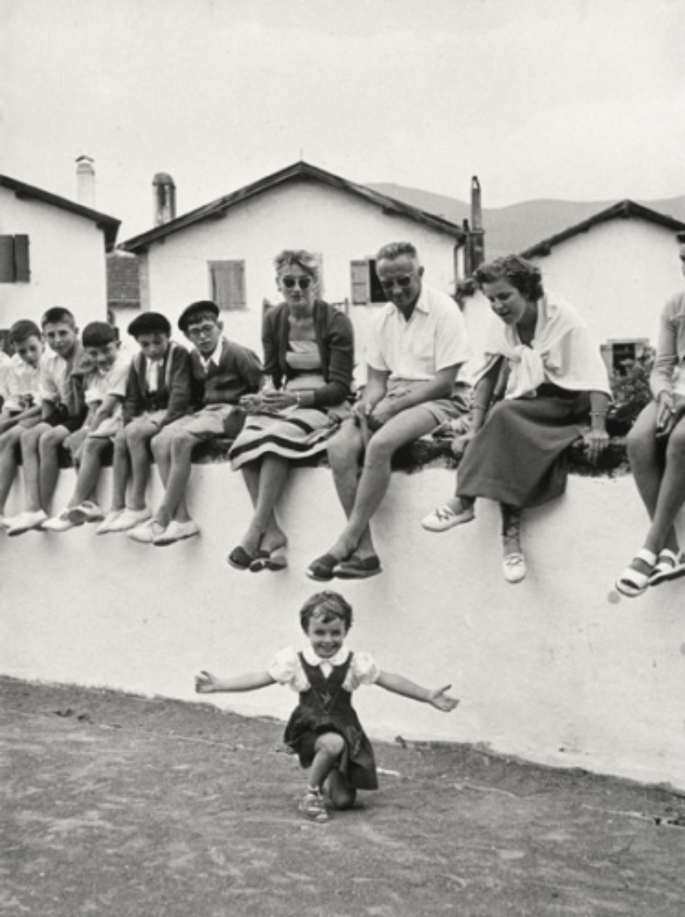 Robert Capa: Village Festival Basque Country, France, 1951