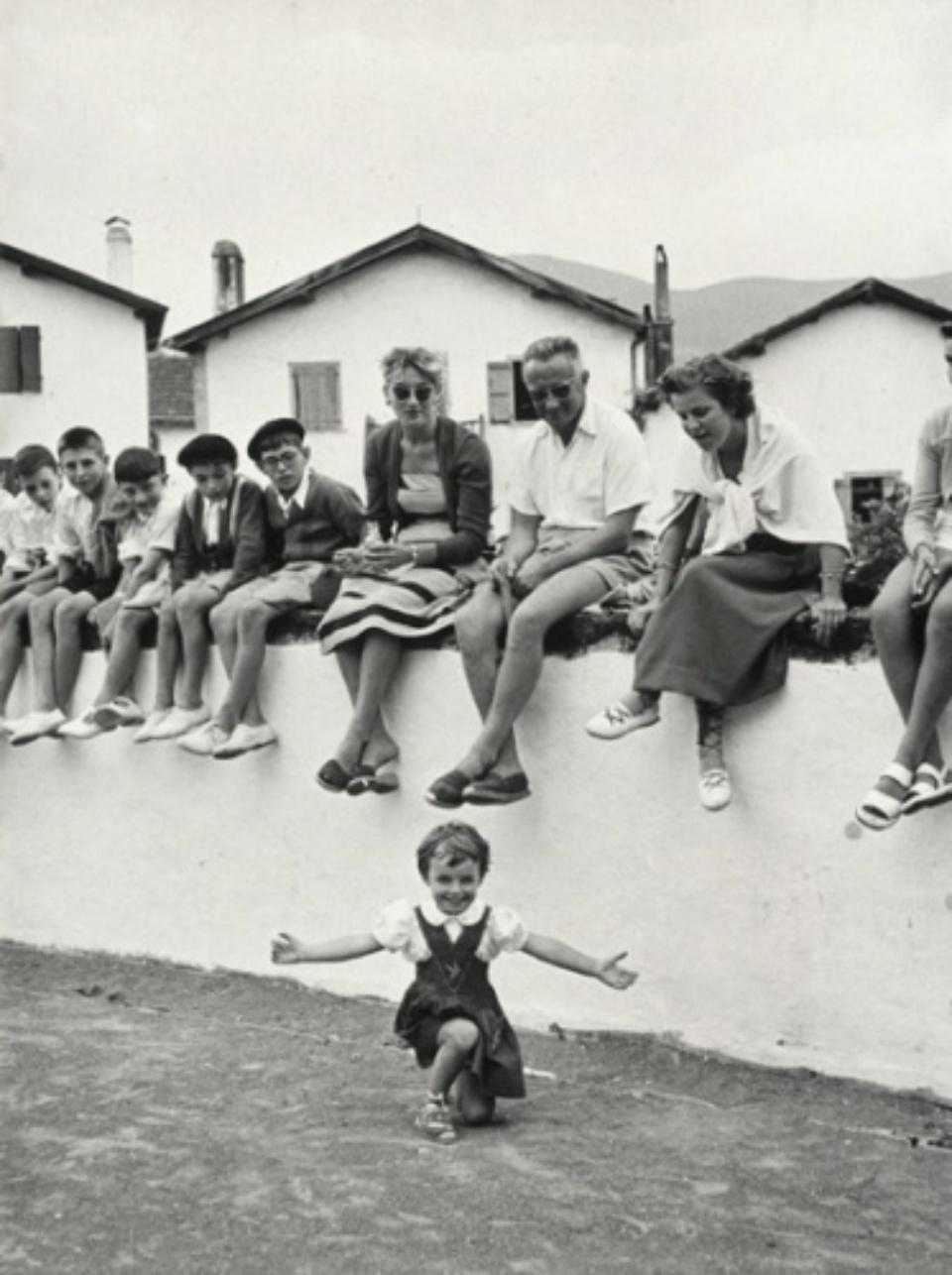 Robert Capa: Village Festival Basque Country, France, 1951