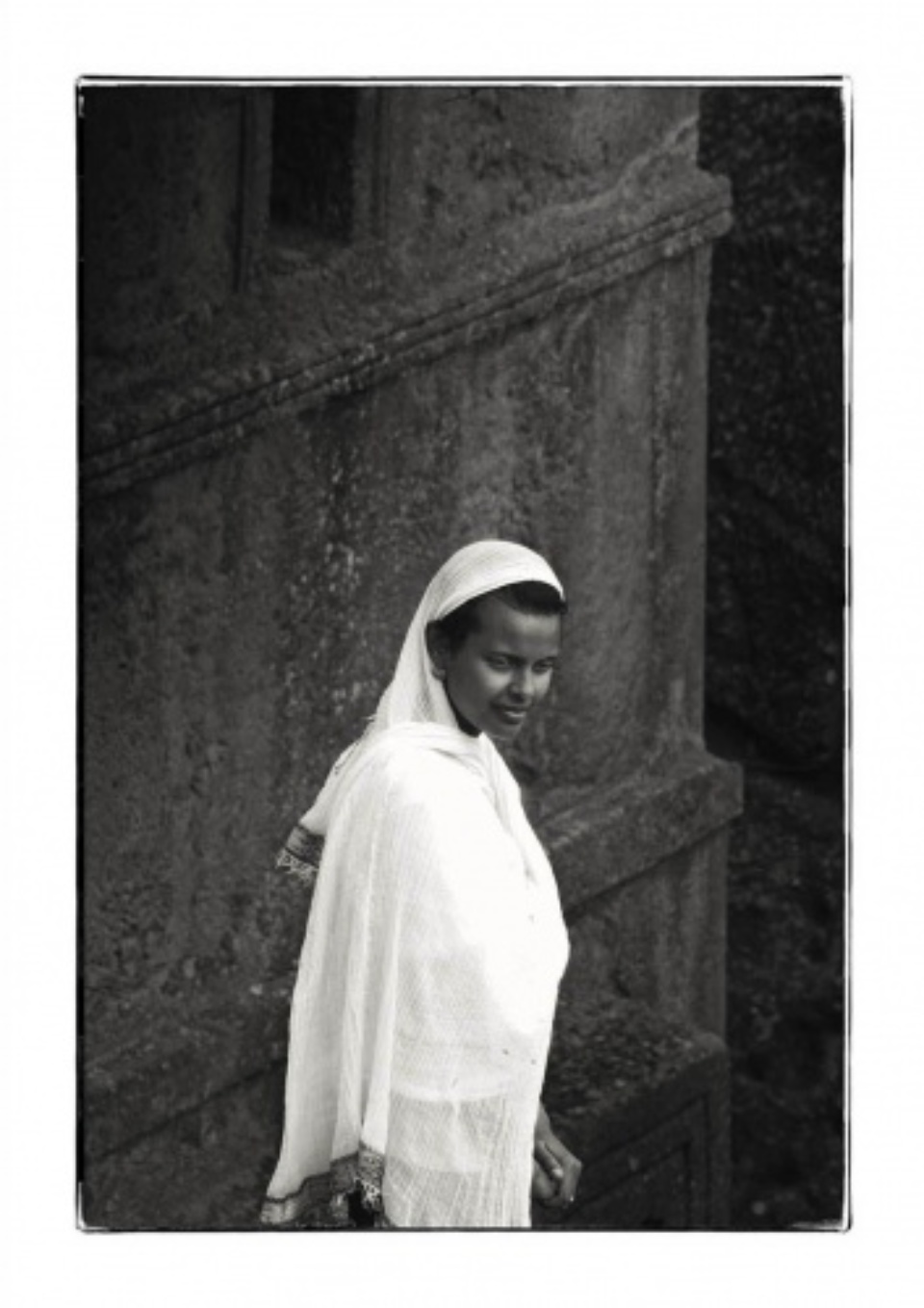 Friederike von Stackelberg Pilgrim Ethiopia, 2013 Signed, dated and numbered Fine art print 70 x 50 cm (62 x 41,5 cm) Ed. 20