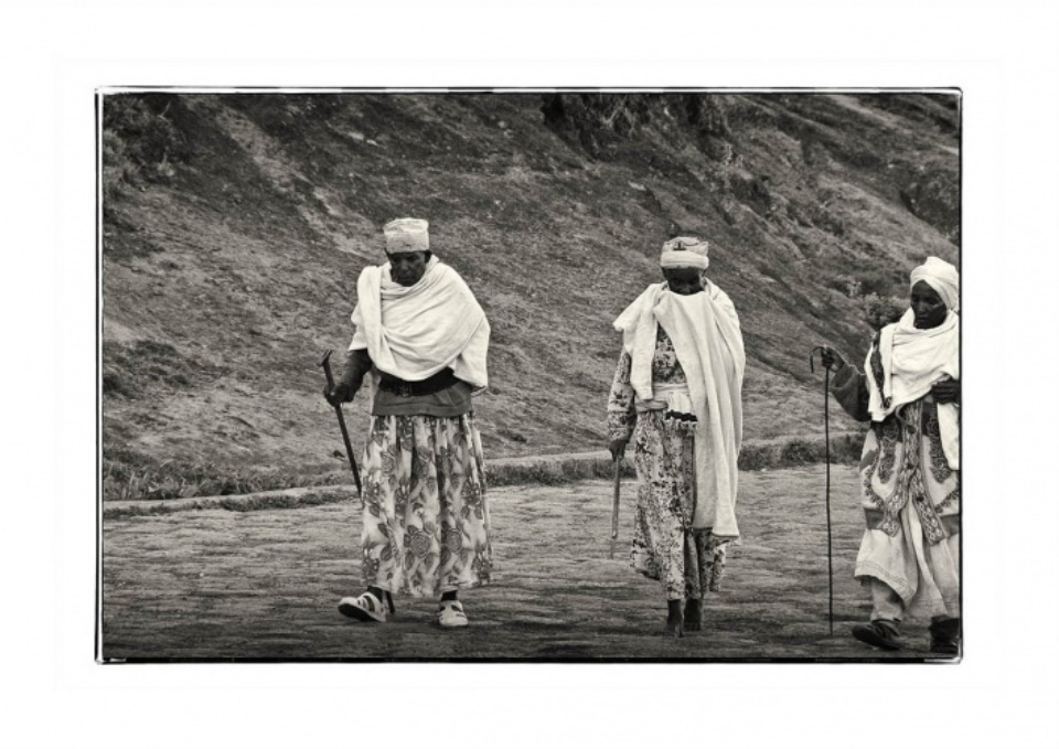 Friederike von Stackelberg Three Brothers Ethiopia, 2013 Signed, dated and numbered Fine art print 50 x 70 cm (41,5 x 62 cm) Ed. 20