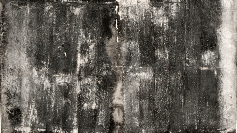 Zheng Chongbin: Volume 2011 Ink acrylics and wash on xuan paper L 290 cm x H 180 cm