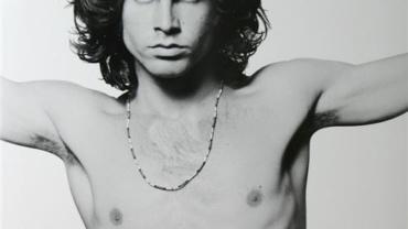 """Joel Brodsky: Jim Morrison-""""The american Poet"""" New York, 1967 Silver Gelatin Print"""