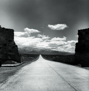 F.C. Gundlach. Carretera Pan-Americana, Argentinien, 1956