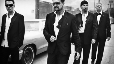 Vincent Peters: U2 New York, 2012 Modern fine art print Signed Ed. 5