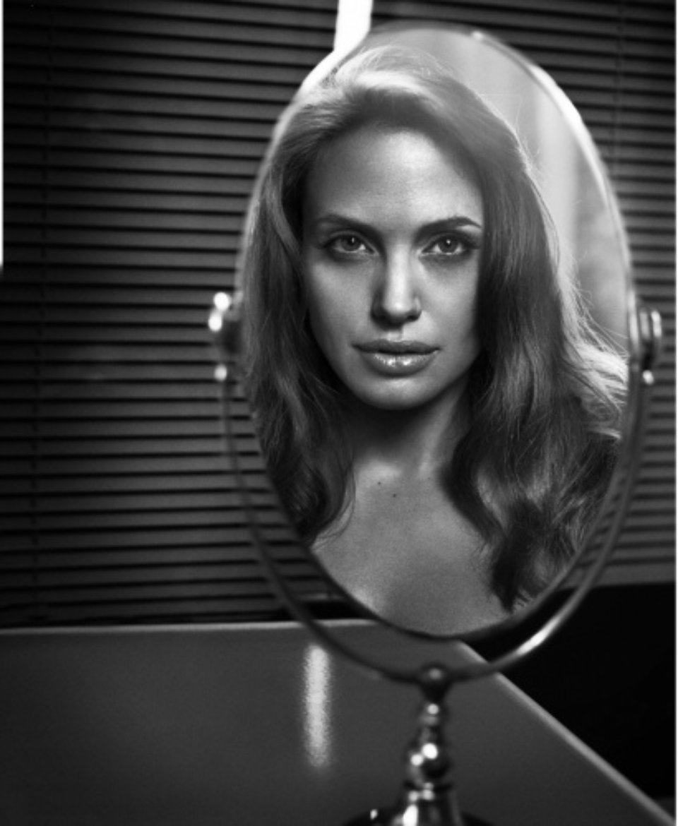 Vincent Peters: Angelina Jolie Cannes, 2008 Modern fine art print Signed Ed. 5