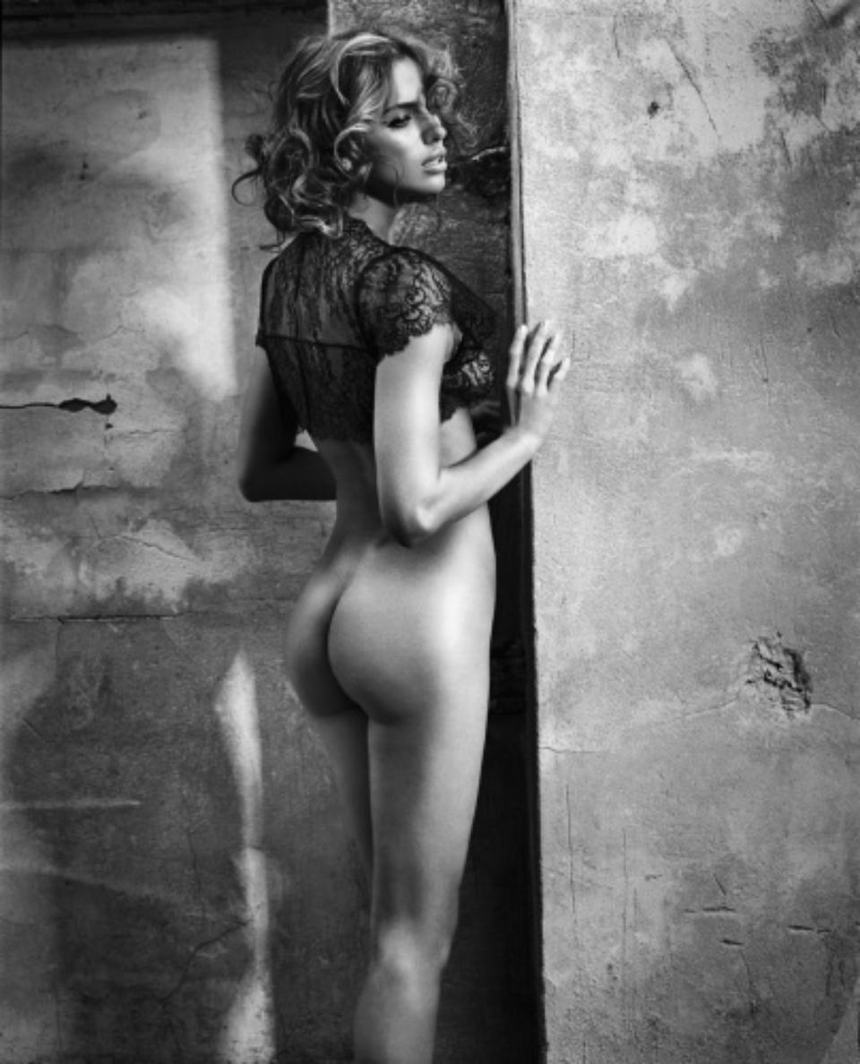 Vincent Peters: Irina Shayk Madrid, 2010 Modern fine art print Signed Ed. 5