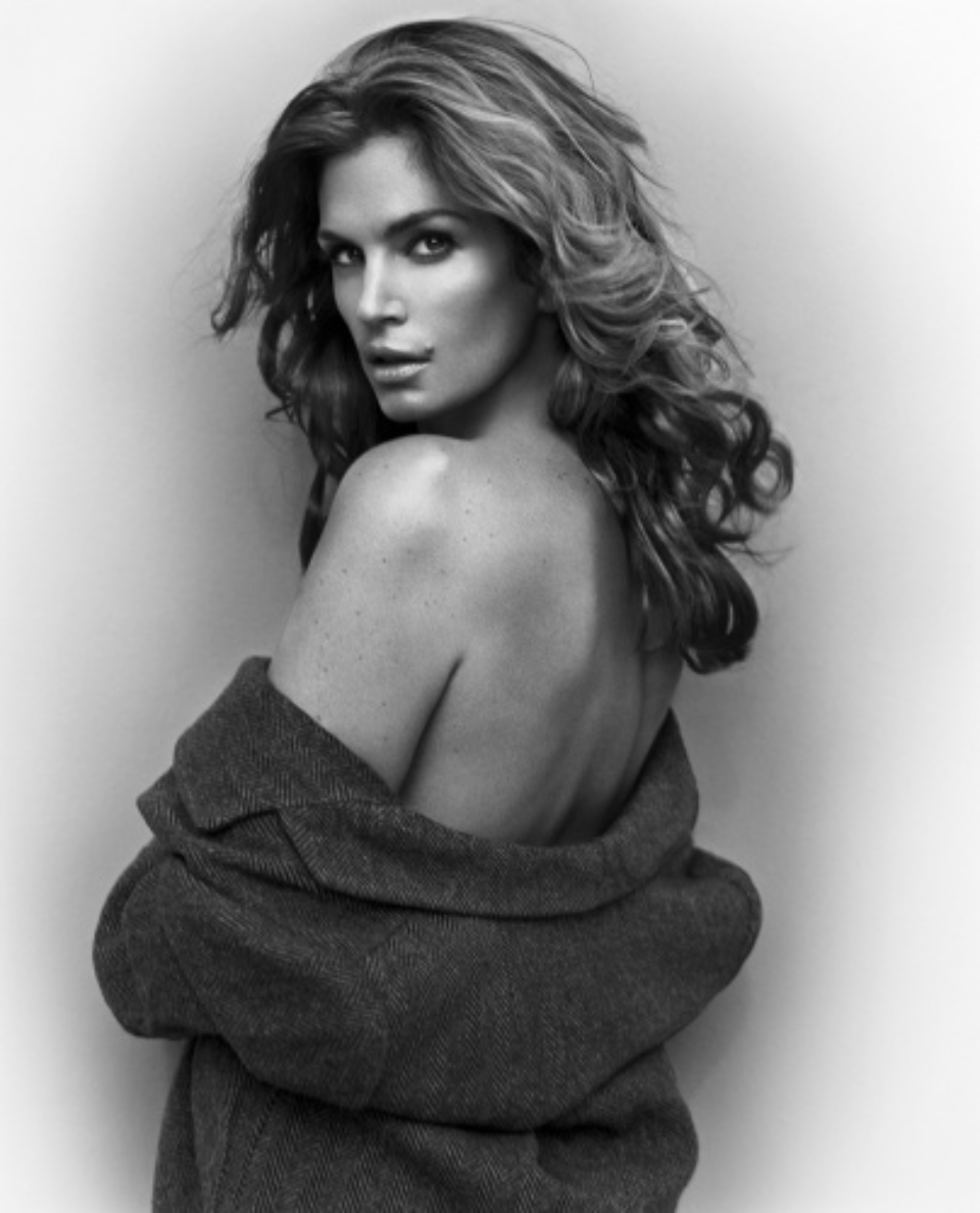 Vincent Peters: Cindy Crawford Los Angeles, 2007 Modern fine art print Signed Ed. 7