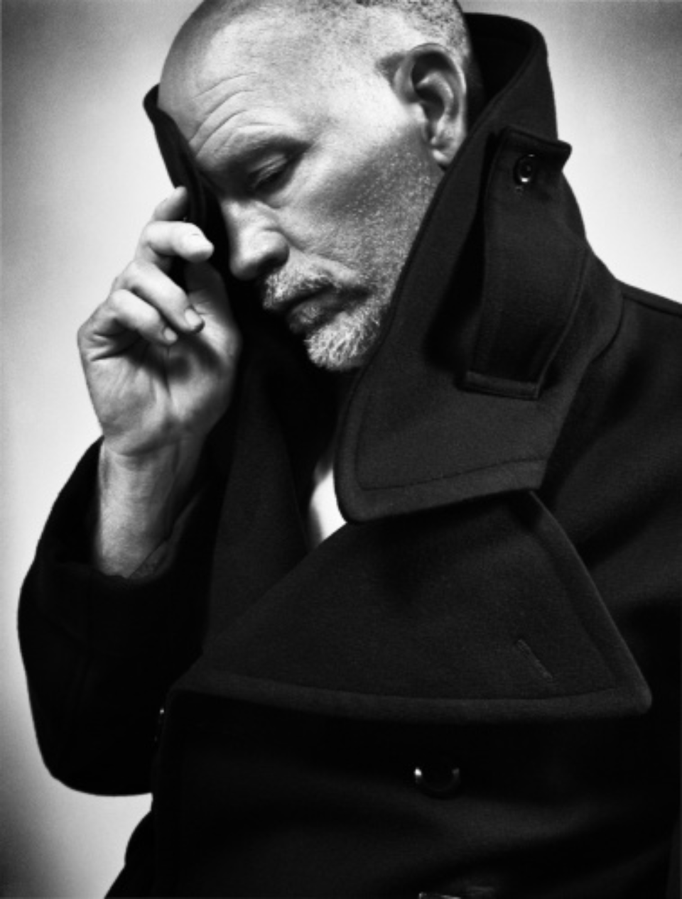 Vincent Peters: John Malkovich New York, 2006 Modern fine art print Signed Ed. 5