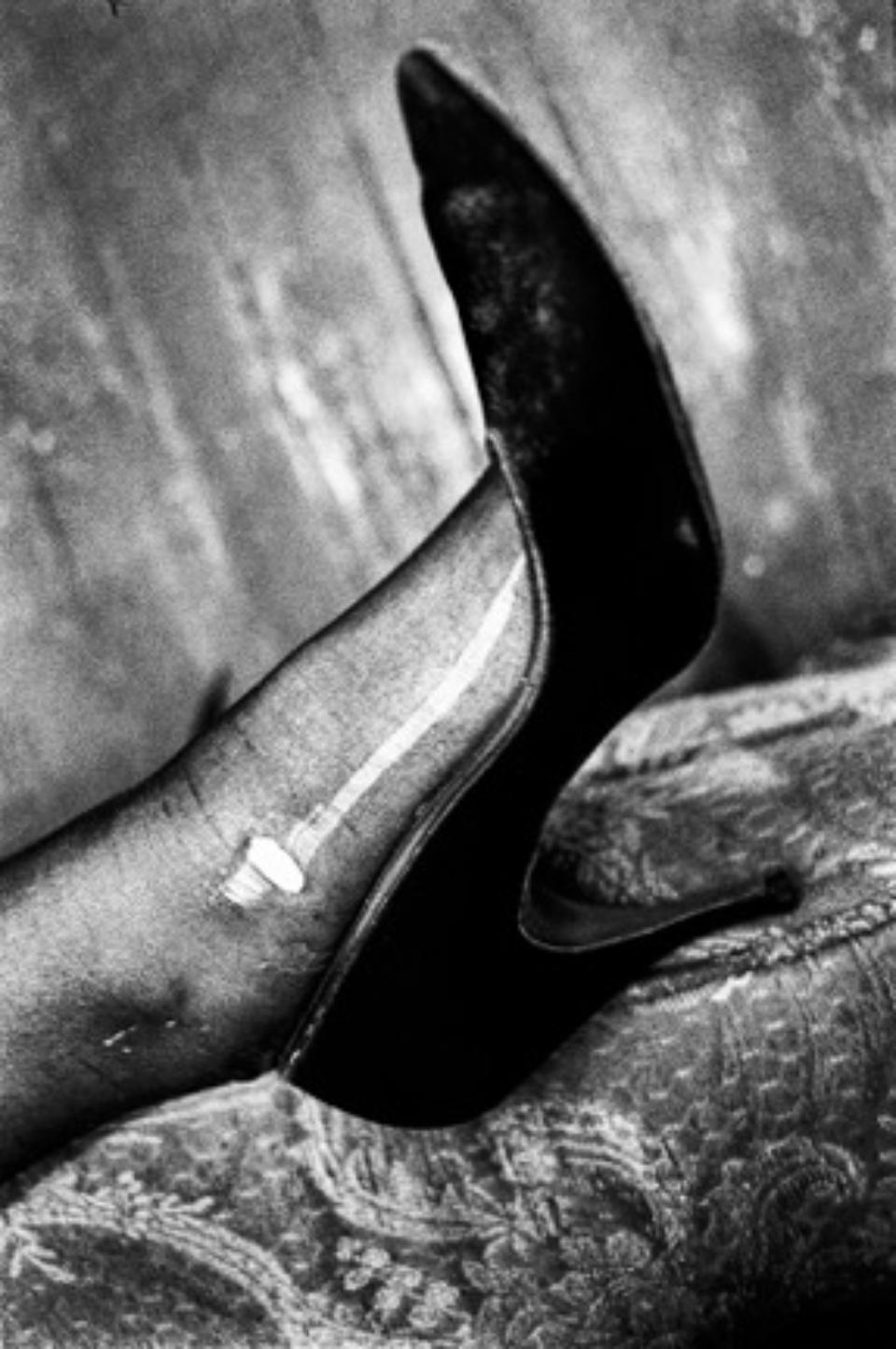 Ken Schles: Schuh, New York, 1984