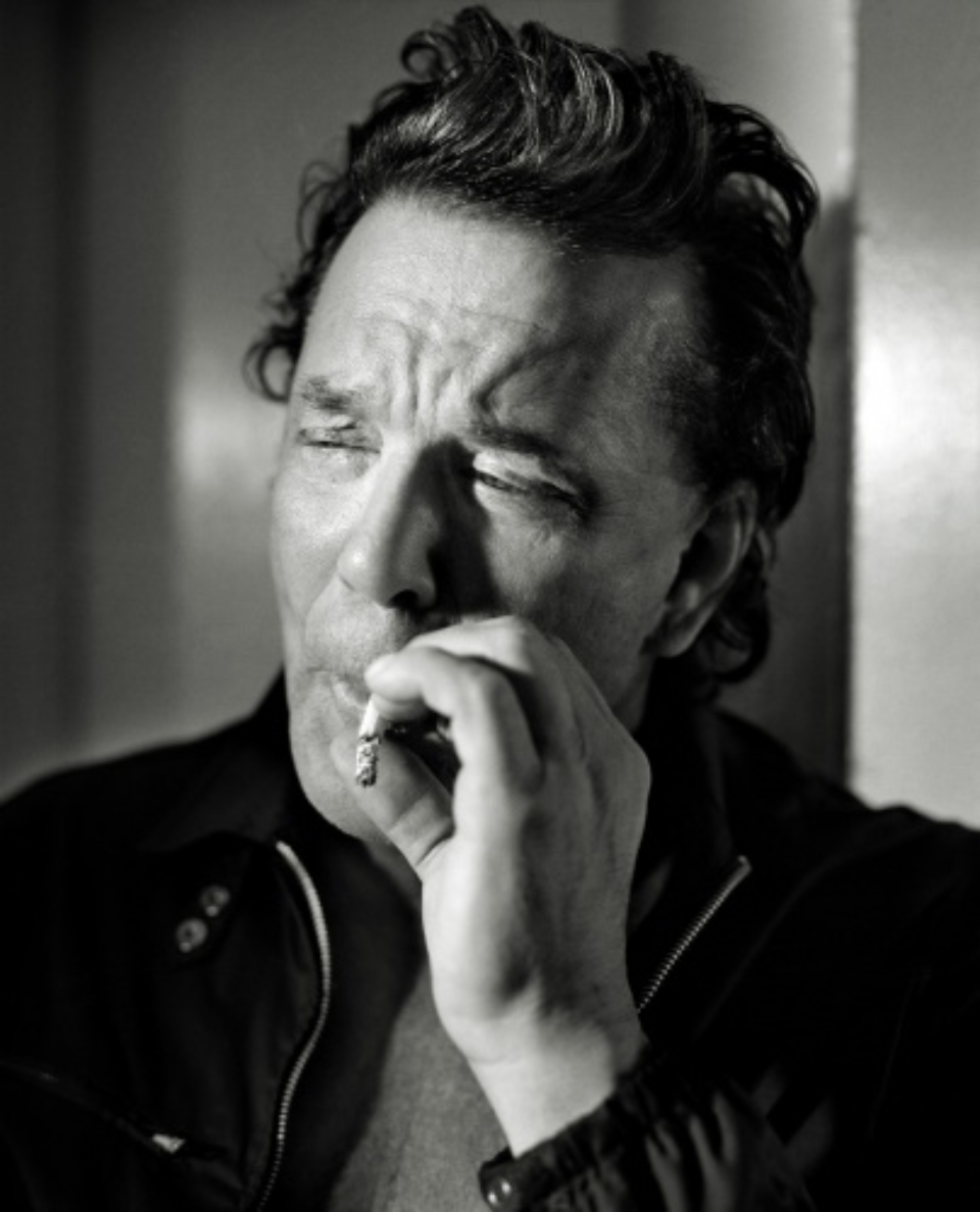Vincent Peters: Mickey Rourke 2011 Modern fine art print Signed Ed. 5