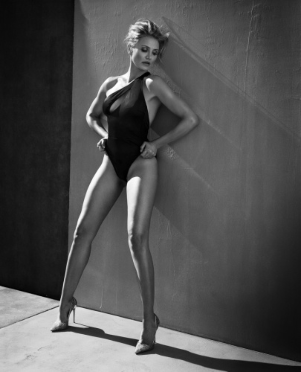 Vincent Peters: Cameron Diaz Los Angeles, 2014 Modern fine art print Signed Ed. 5