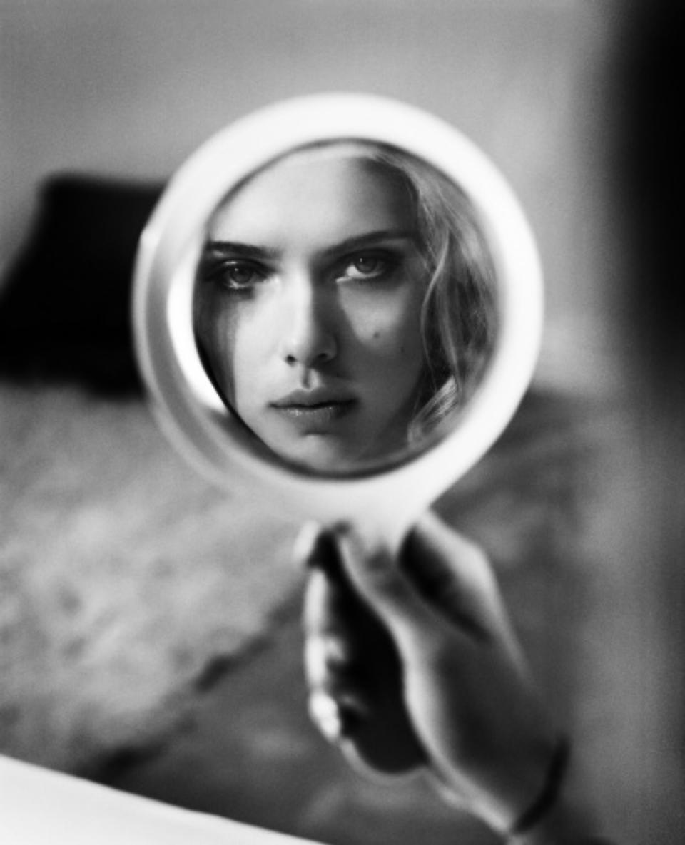 Vincent Peters: Scarlett Johansson 2013 Modern fine art print Signed Ed. 5