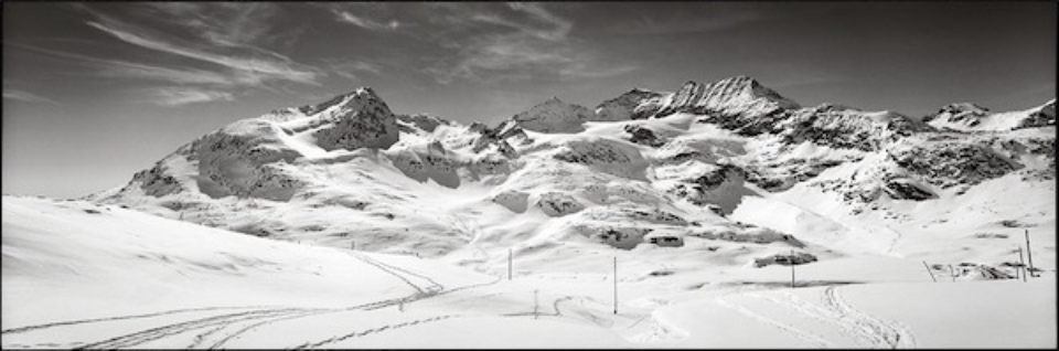 Christopher Thomas: Bernina 2012 Engadin