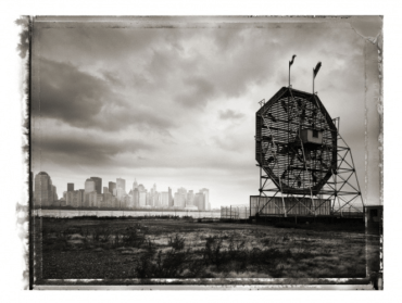Christopher Thomas: Colgate Clock new york sleeps