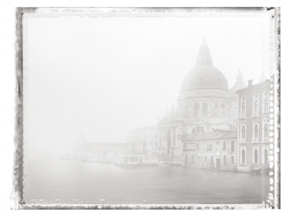Christopher Thomas: Santa Maria della Salute II 2011 venice in solitude