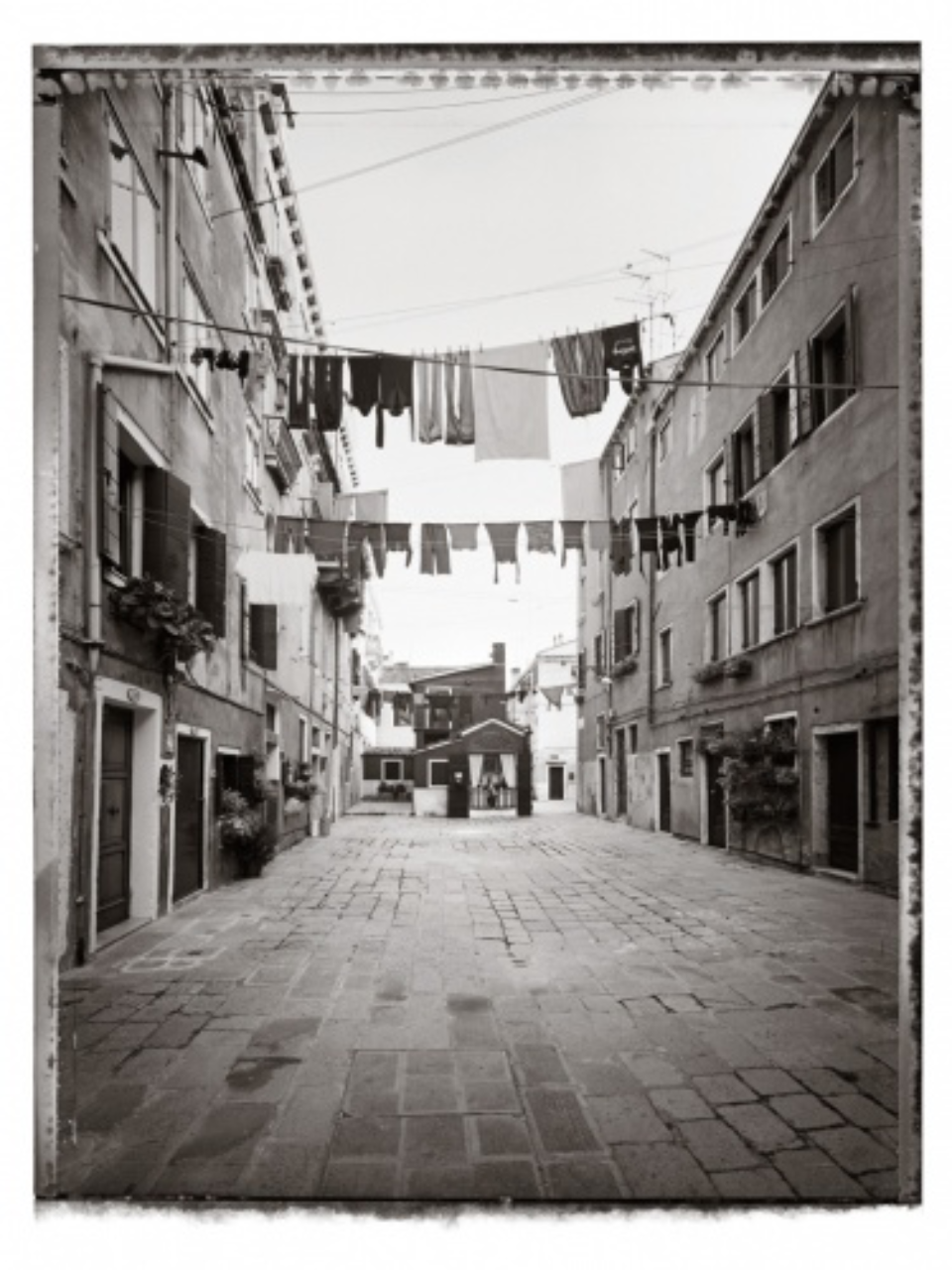 Christopher Thomas: Corte de ca Sarasina 2010 venice in solitude