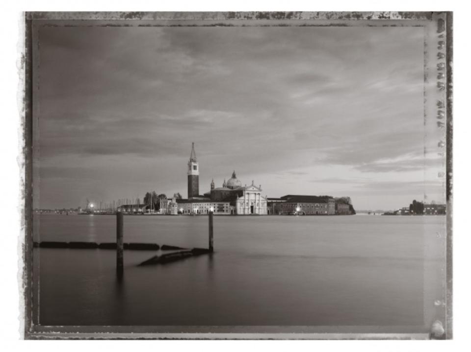Christopher Thomas: Isola di San Giorgio Maggiore II 2010 venice in solitude