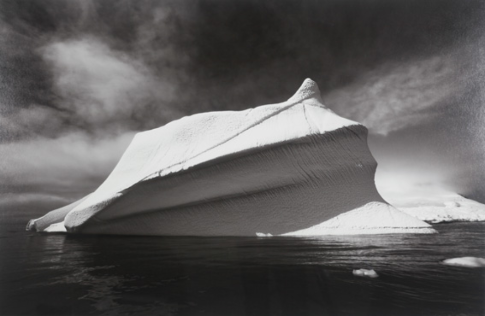 Sebastian Copeland: Antarctica 2007 C-Print Signed, Titled and Dated on verso Ed. 1/10