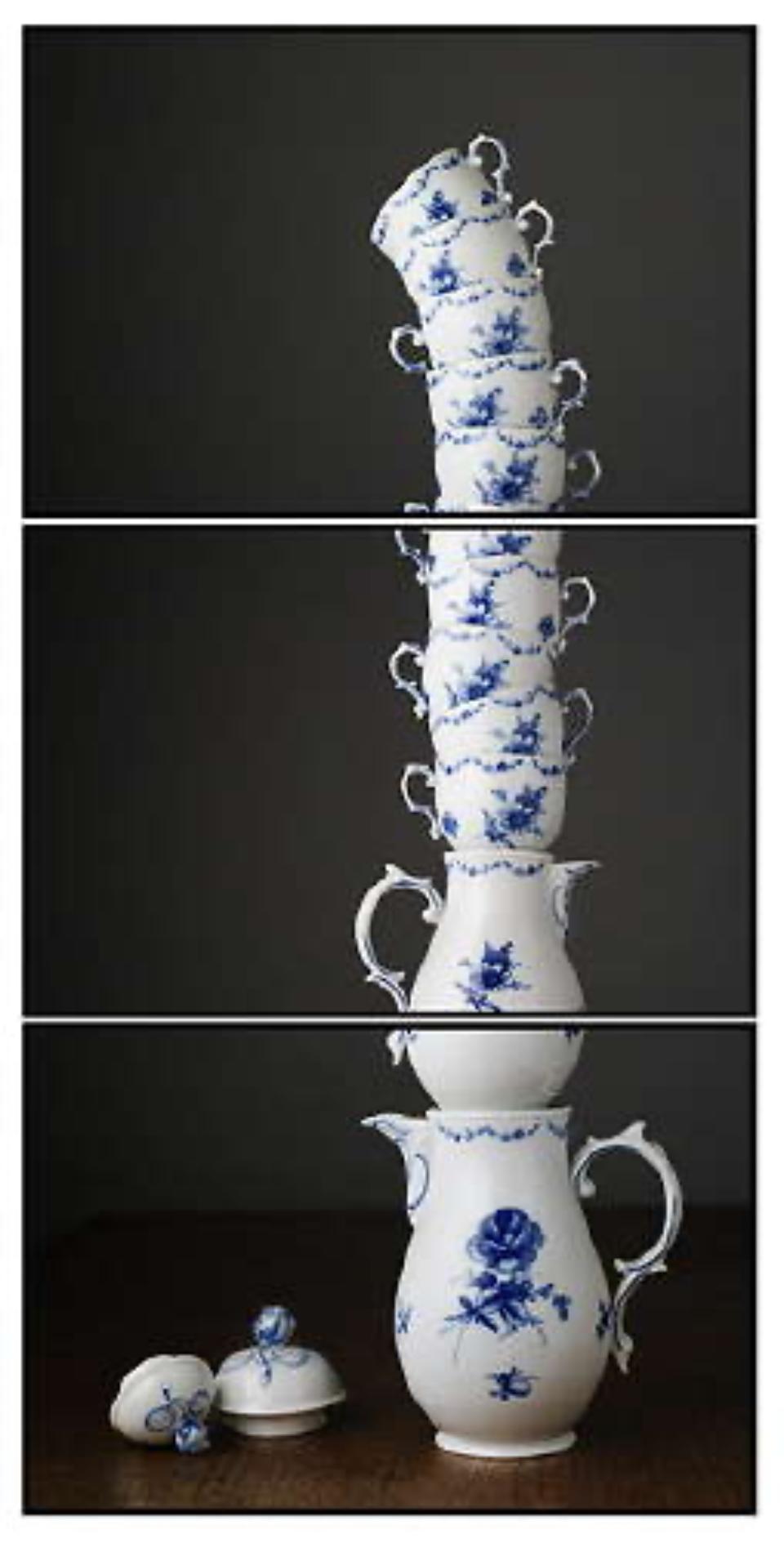 Joachim Froese: Achive #8 2008 3 archival pigment inkjet prints 93 x 46 cm Ed. 12