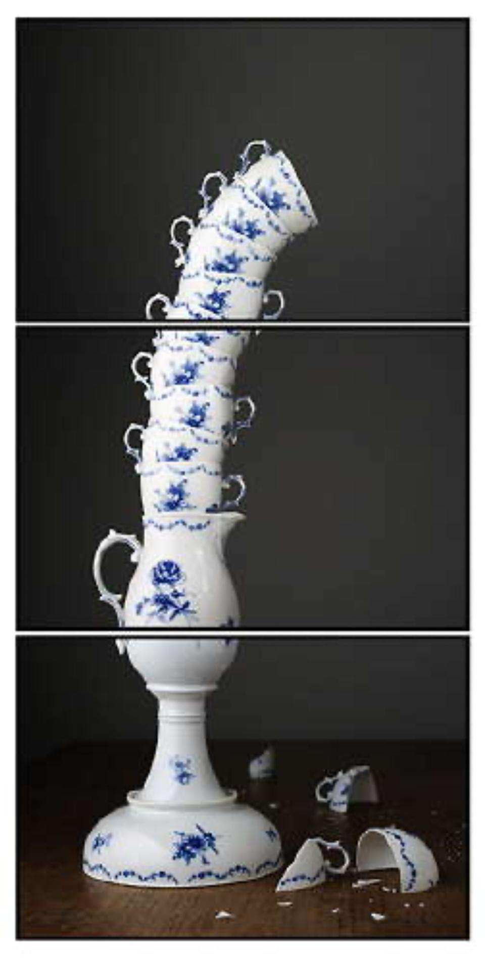 Joachim Froese: Archive #9 2008 3 archival pigment inkjet prints 93 x 46 cm Ed. 12