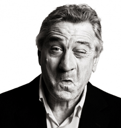 Andy Gotts: Robert De Niro 1