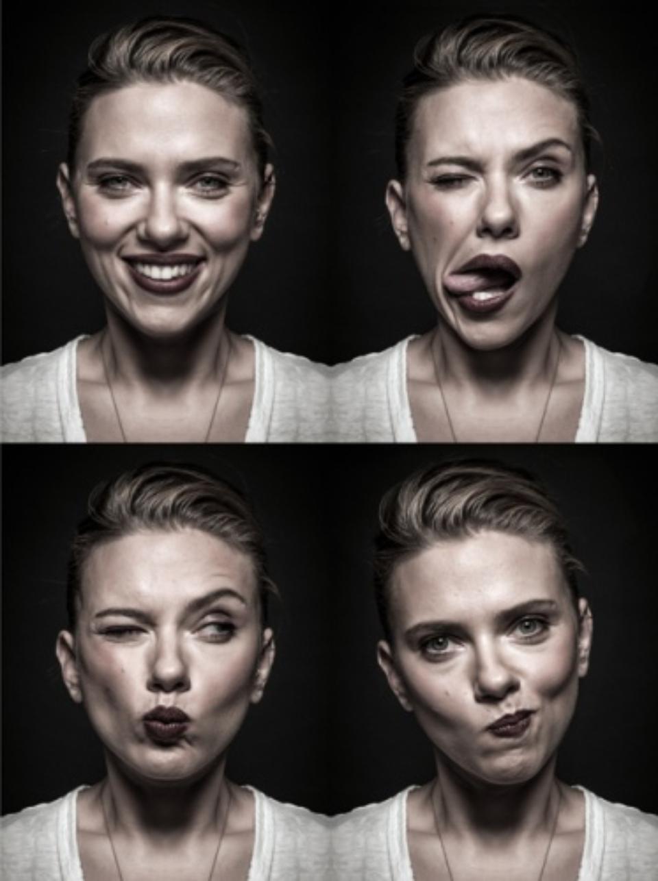 Andy Gotts: Scarlett Johannson