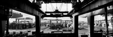 Paolo Pellegrin: Hafen VIII Hamburg, 2015 Silver Gelatin Print Signed Ed. 5
