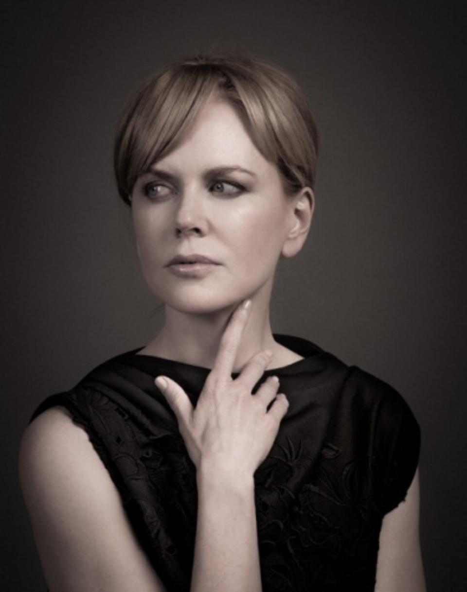 Andy Gotts: Nicole Kidman