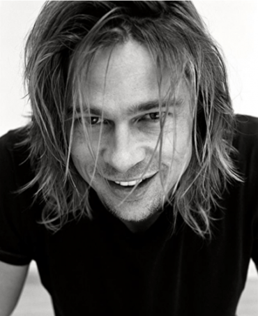 Andy Gotts: Brad Pitt