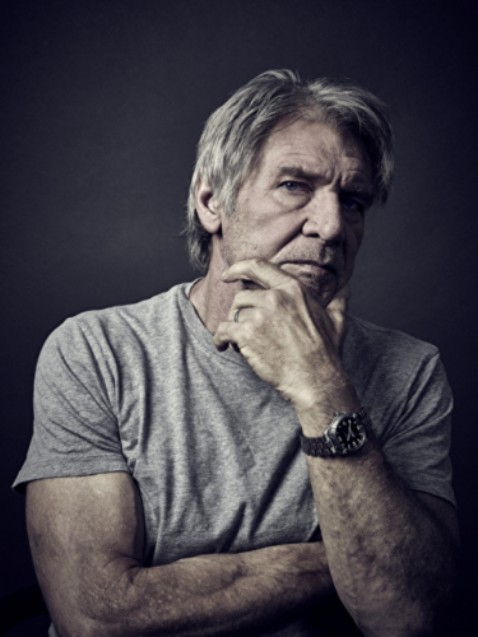 Andy Gotts: Harrison Ford