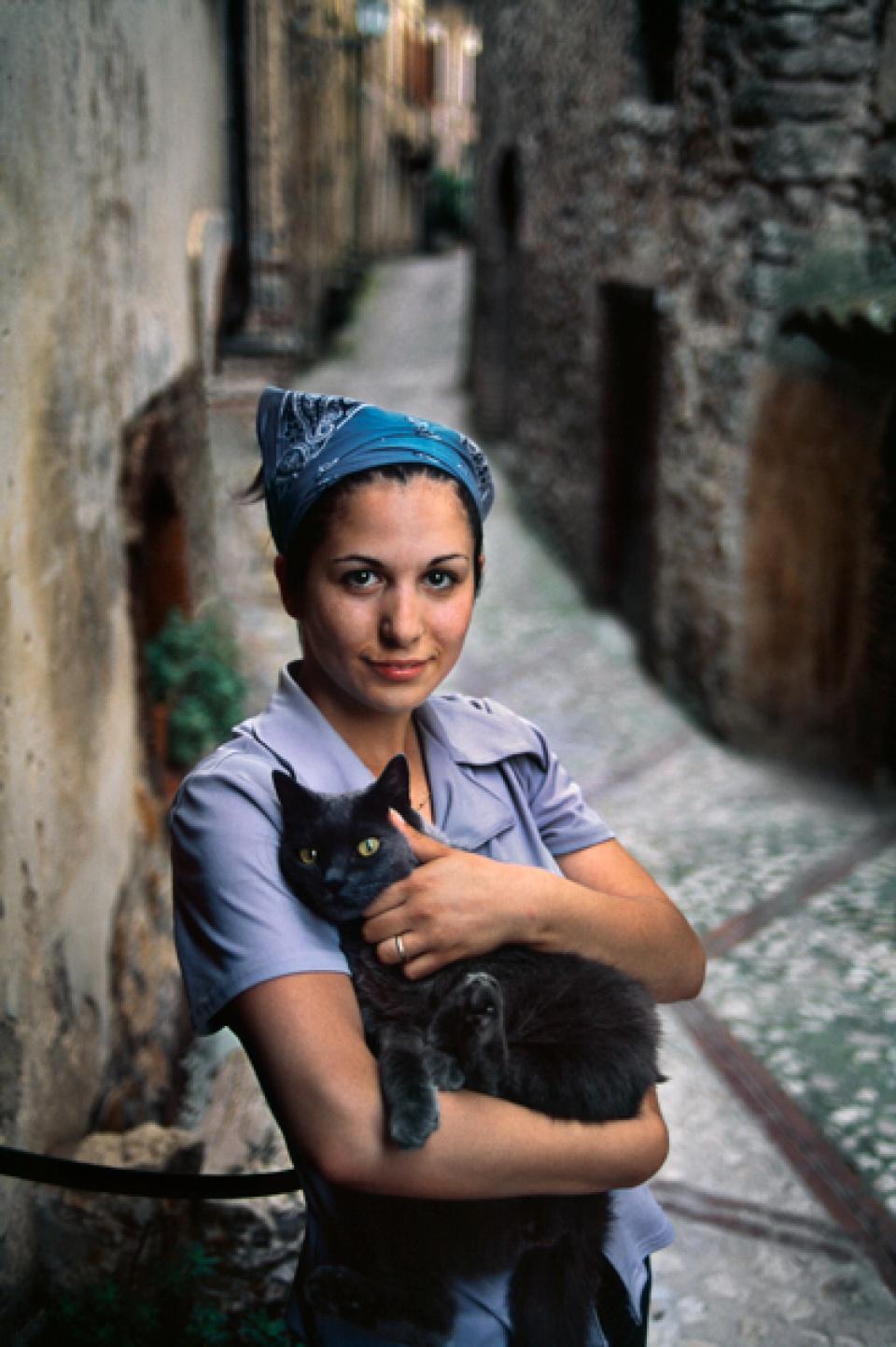 Steve McCurry. Camino, Italy