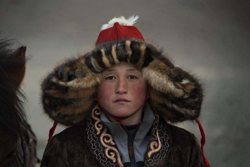 Steve McCurry. Mongolia.