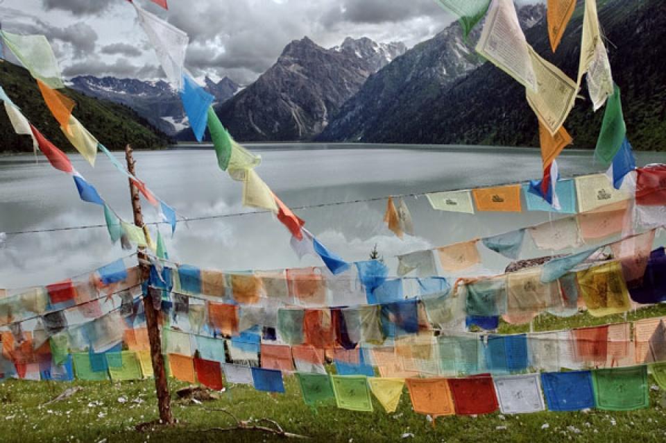 Steve McCurry. Tibet, 2005