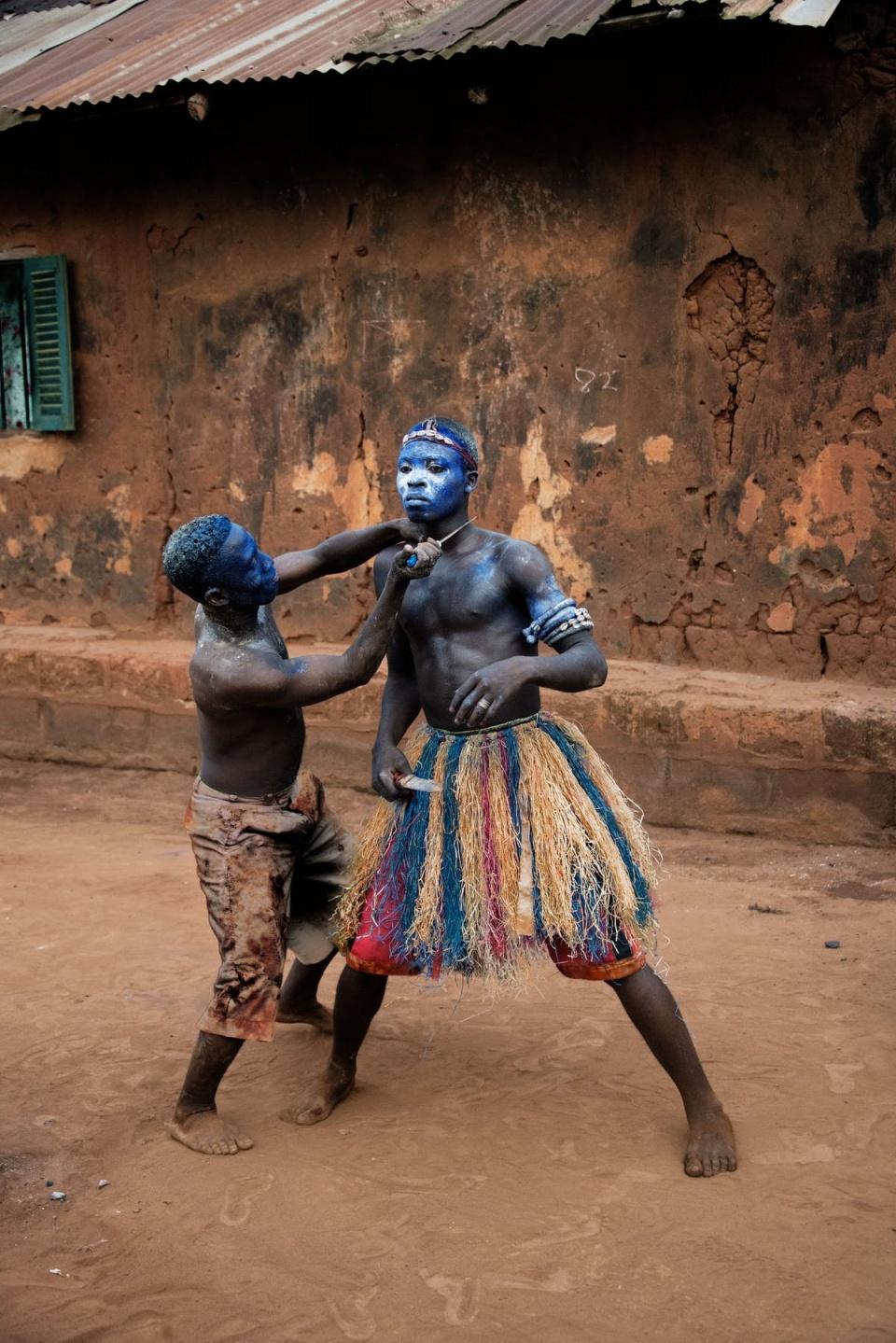 Steve McCurry. West Africa.
