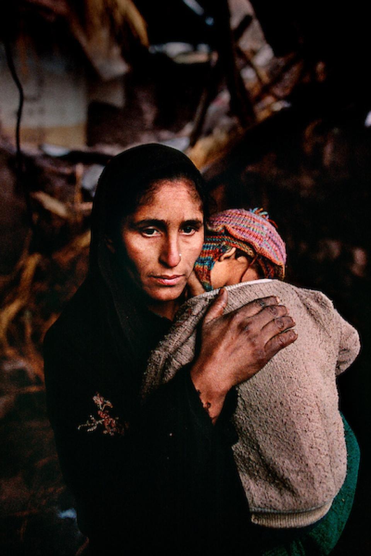 Steve McCurry. Srinagar, Kashmir