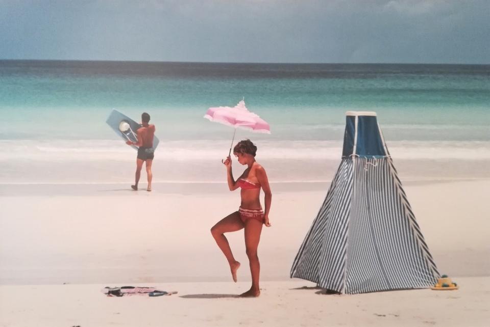 Slim Aarons, Harbor Island, Bahamas, 1967