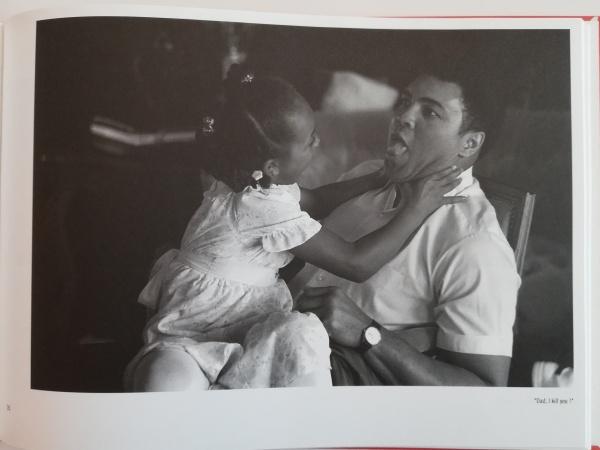 Volker Hinz. Private LIfe of Muhammad Ali