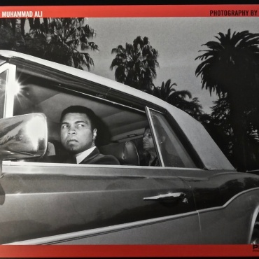 Private Life of Muhammad Ali. Photography by Volker Hinz