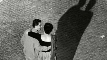 Herbert List. Trastevere, Rome, 1953