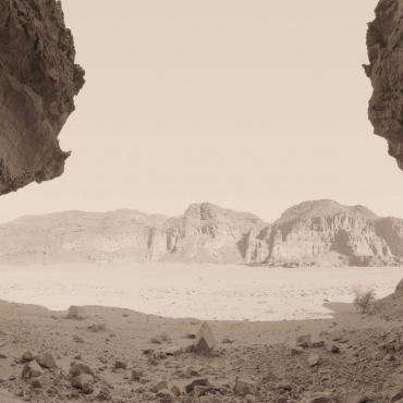 David Parker. New Desert Myths XIII
