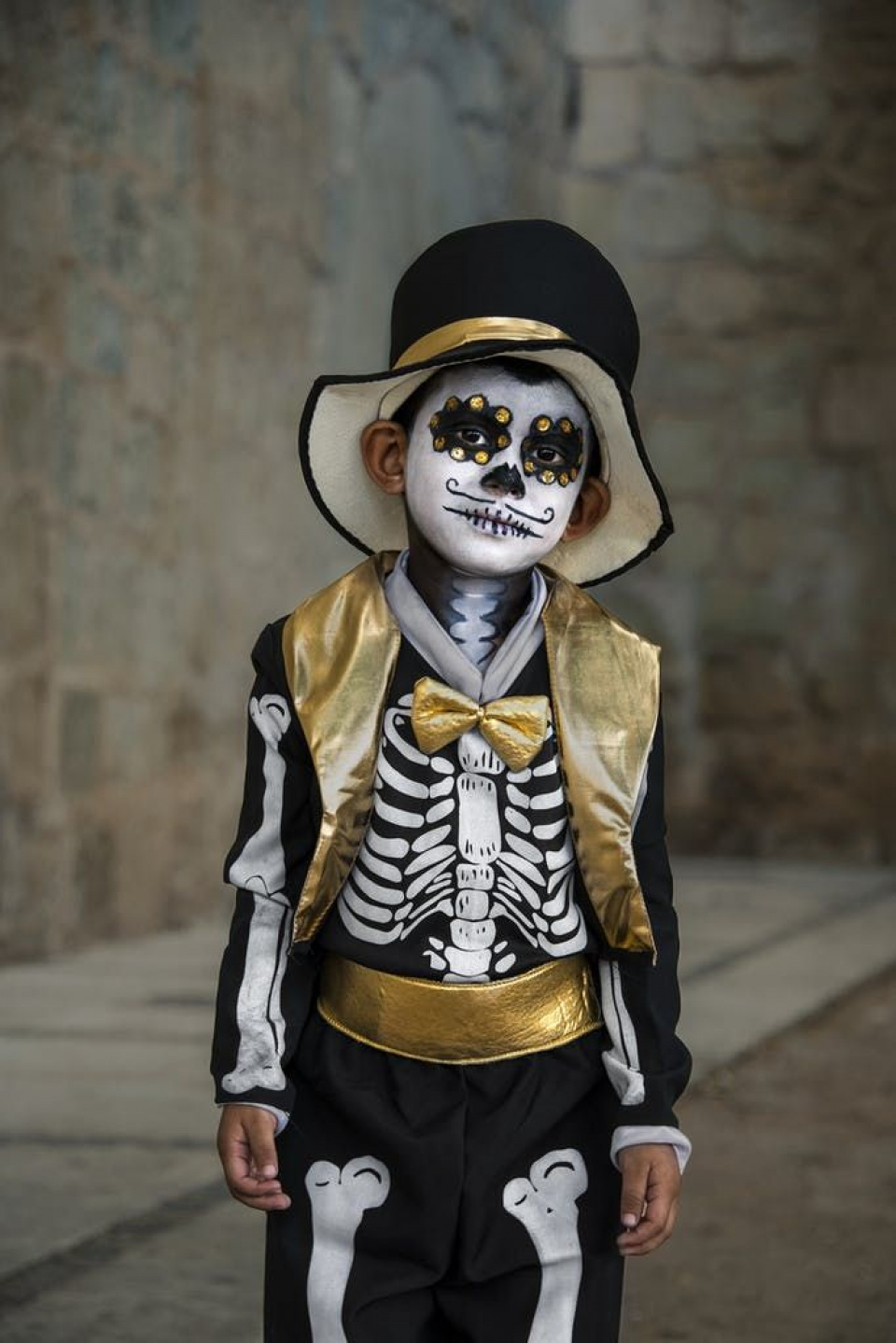 Steve McCurry. Mexico's Day of the Dead Festival