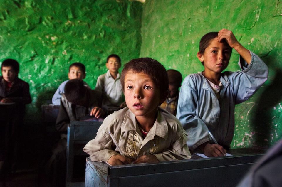 Steve McCurry. Bamiyan, Afghanistan, 2007