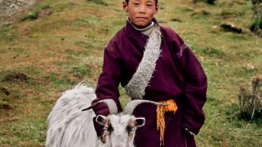 Steve McCurry. Litang, Tibet, 2001.
